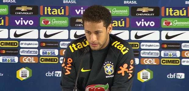 """Eliminatórias Rússia 2018: Neymar: """"Seleção finalmente ..."""