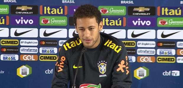 """Eliminatórias Rússia 2018: Neymar: """"Nunca existiu uma ..."""
