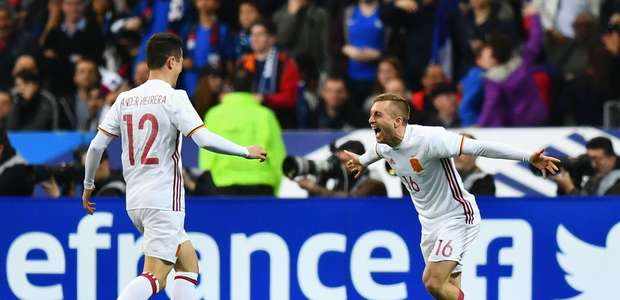 Triunfo de prestigio de España ante Francia en Saint Denis