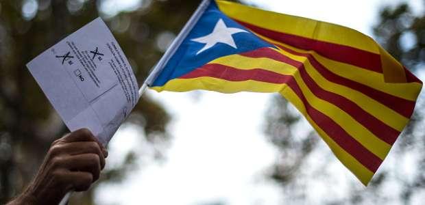 El 'no' a la independencia crece en Cataluña