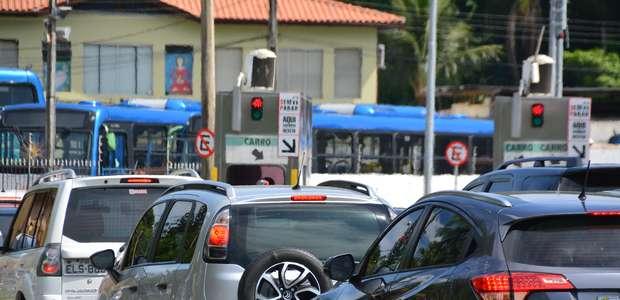 Volta do feriado de Páscoa tem lentidão na capital paulista