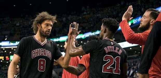 NBA en vivo: Tercer juego Celtics vs Bulls, Rockets vs ...