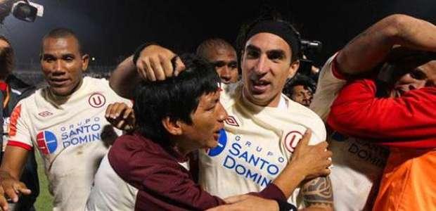 Universitario: Pablo Vitti reclama el millón de dólares ...