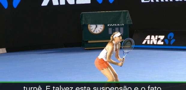 """TÊNIS: Becker espera uma Sharapova """"mais humilde"""""""