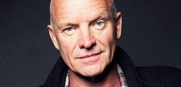 Em turnê, Sting chega ao Brasil em breve