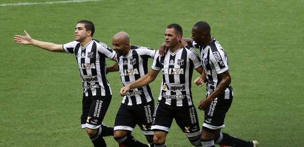 Ceará bate Ferroviário e tem vantagem na final do Cearense