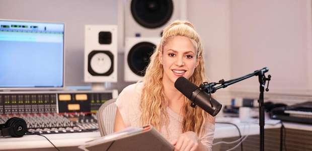Shakira presenta su nuevo album en exclusiva en Beats 1 ...
