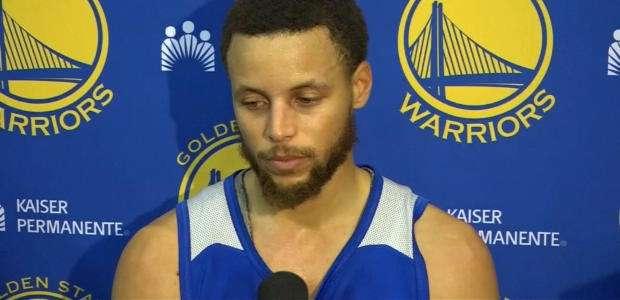 Curry atento ao entrosamento dos Cavs