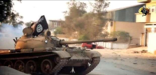 Grupo extremista líbio Ansar Al Sharia anuncia sua ...