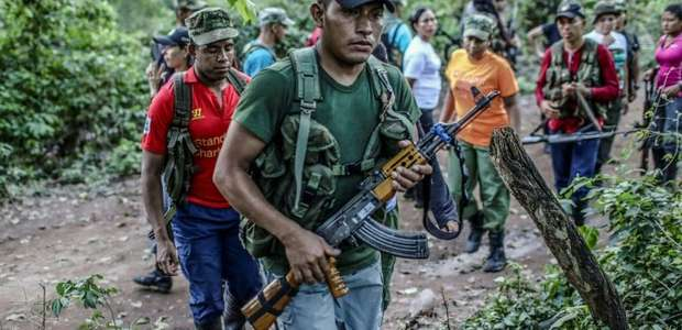 Colômbia: Farc celebram último aniversário como grupo armado
