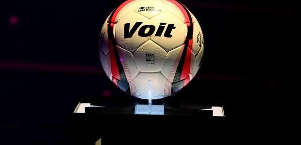 Presentan el nuevo balón de la Liga MX para el Apertura 2017