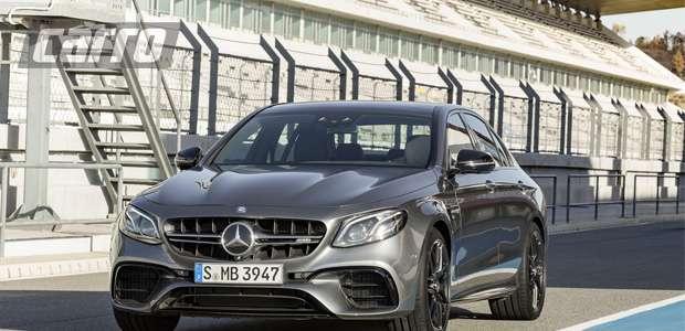 Mercedes-AMG E 63 S é confirmado para o Brasil