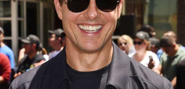 O segredo do sorriso de Tom Cruise