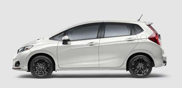 El Honda Fit 2018 cambia su aspecto: adopta una pose ...