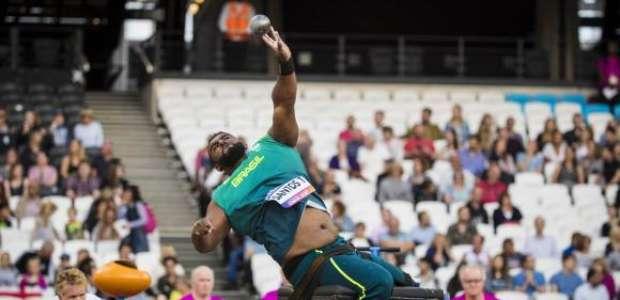 Arremesso de peso dá primeiro ouro ao Brasil no mundial ...