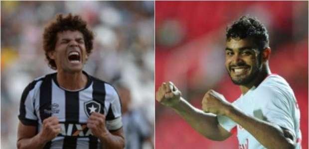 Camilo assina rescisão, e confirma troca de Botafogo e Inter