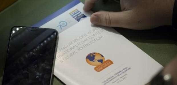 Sete brasileiros vencem concurso de redação da ONU