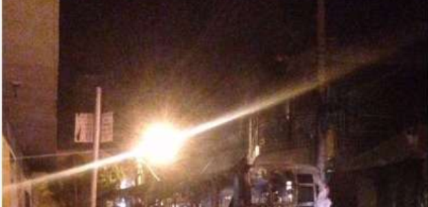 Ônibus são incendiados em BH após morte de jovem por PMs