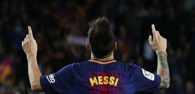 Messi já joga com um novo contrato, diz presidente do Barça