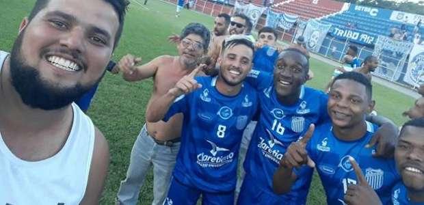 RJ: Goytacaz celebra fim de jejum de 25 anos e volta à elite