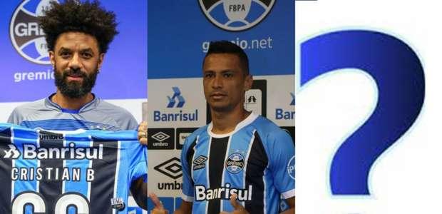 Grêmio avalia para decidir novos inscritos na Libertadores