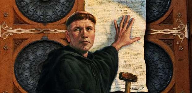 Lutero, o monge rebelde