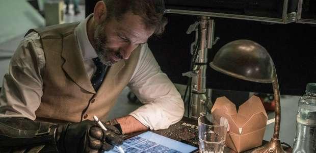 Liga da Justiça: Zack Snyder revelou um dos segredos do ...