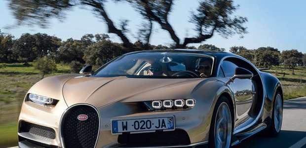 Bugatti Chiron: um sonho (quase) impossível de 1.500 cv