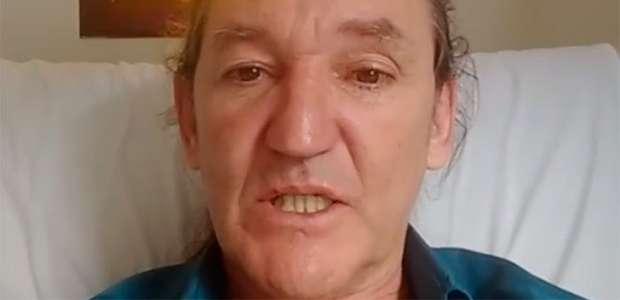 Marquito sobre acidente: 'Perdi o carro, mas não a vida'