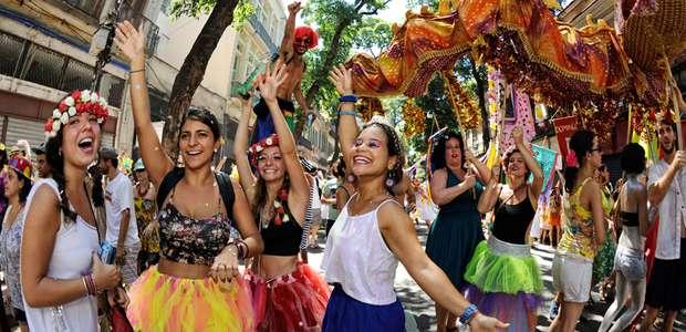 Calendário do Carnaval de rua de SP em 2018 é divulgado