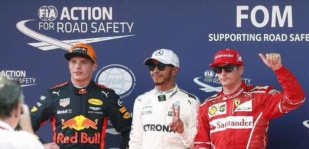 Pilotos de Fórmula 1 mostram união rara devido a receios ...