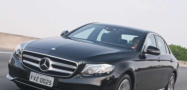 Mercedes-Benz anuncia recall do Classe E no Brasil