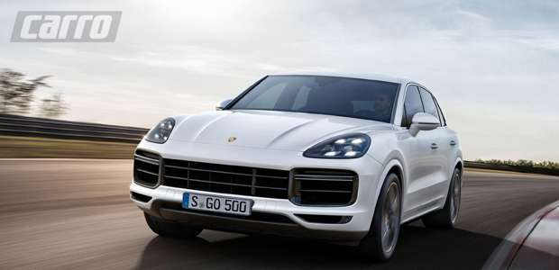 Porsche Cayenne 2018: Utilitário super esportivo
