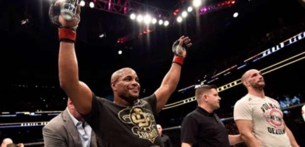 Com nocaute, Daniel Cormier leva prêmio de R$ 160 mil no UFC