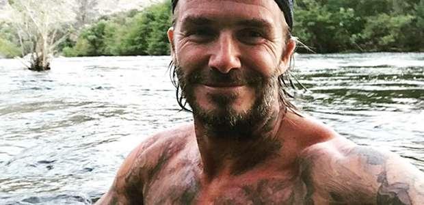David Beckham descarta qualquer procedimento estético