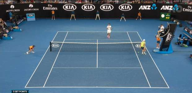 Aberto da Austrália: Com precisão suíça, Federer esmaga ...