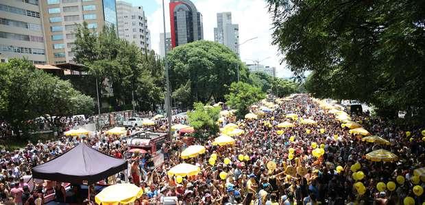 Carnaval movimentou mais de R$ 700 milhões em São Paulo