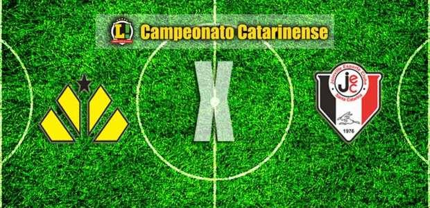 Joinville visita Criciúma, lanterna do Campeonato ...