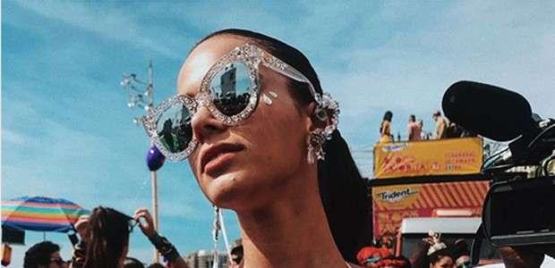Bruna Marquezine teve a foto mais curtida do Carnaval