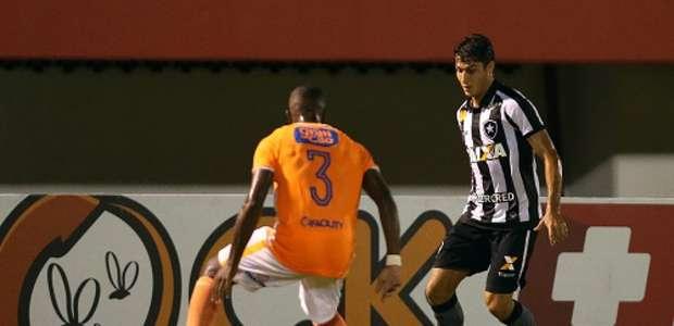 Marcinho celebra retorno após lesão: 'Não tive força ...