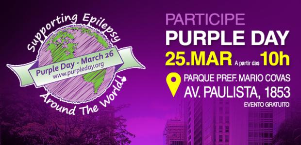 Purple Day, Diade Conscientização da Epilepsia