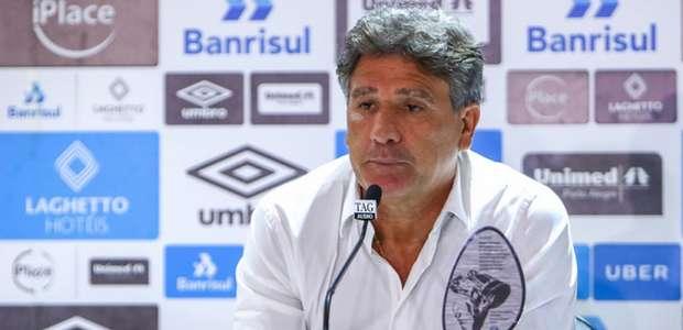 """Após título, Renato diz """"não"""" ao Fla e fica no Grêmio"""