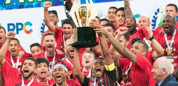 Atlético-PR vence Coritiba e conquista 24º título estadual