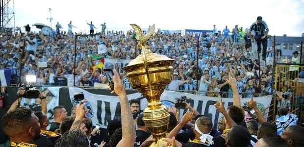 Com seis nomes, Grêmio domina seleção do Gauchão 2018