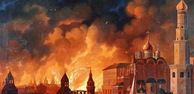 Rússia invadida: atravessando o Rio Niemen