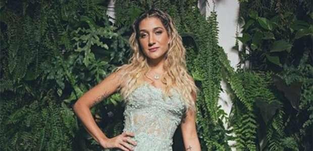 Gabriela Pugliesi mostra look que usou no casamento da ...