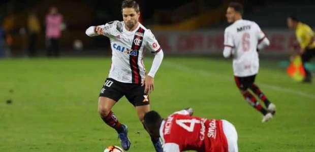 Flamengo tem atuação ruim novamente e só empata com Santa Fe
