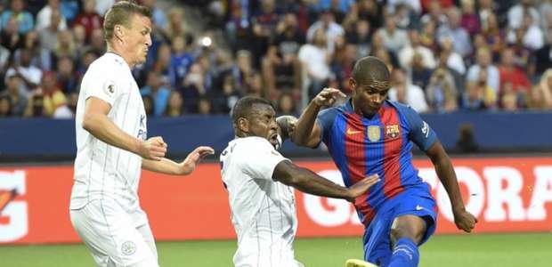 Leicester City estuda contratação de brasileiro do Barcelona