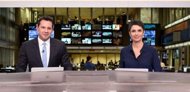 Audiência da TV: Telejornais da Globo bombam com greve ...
