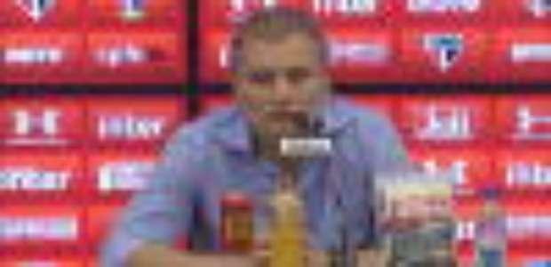SÃO PAULO: Jogos decisivos! Aguirre analisa sequência da ...